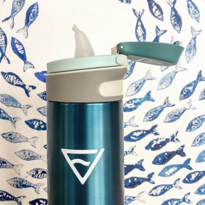 Reusable Water Bottle Straw