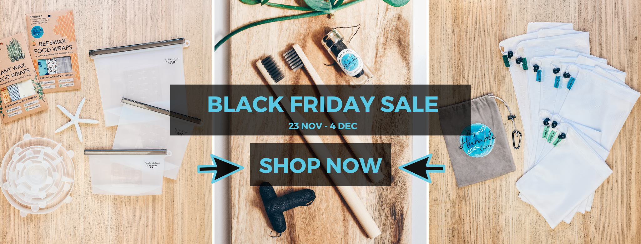 Black Friday Sale Eco Products